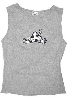 Peace Frogs Junior Soccer Tank Top