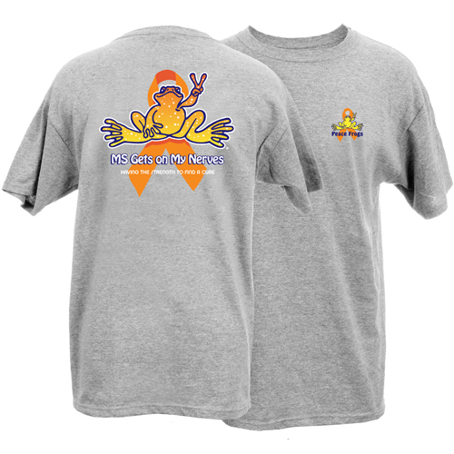 Peace Frogs MS Frog Short Sleeve T-Shirt