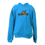 Peace Frogs Hope Youth Pullover Sweatshirt