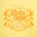 Peace Frogs Junior Limbo Contest 95/5 Cap Sleeve T-Shirt