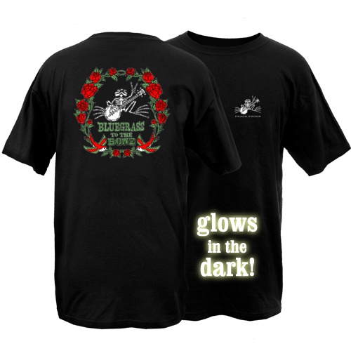 Peace Frogs Bluegrass to the Bone Short Sleeve T-Shirt