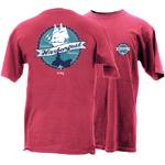 2014 Harborfest Ship Short Sleeve T-Shirt