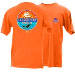 2014 Harborfest Sky Short Sleeve T-Shirt