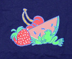 Peace Frogs Junior Fruit Frog Tank Top