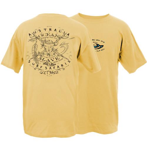 Ocean Slave Outback Garment Dye Short Sleeve T-Shirt