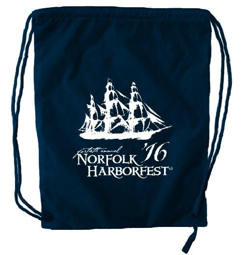 Harborfest Nylon Bag