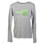 Peace Frogs Junior Feeling Lucky Long Sleeve T-Shirt