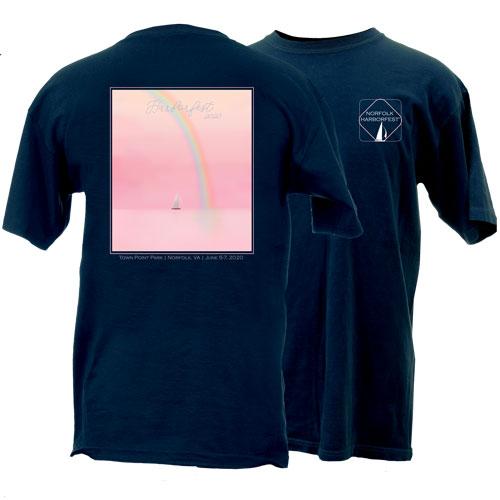 2020 Harborfest Short Sleeve T-Shirt