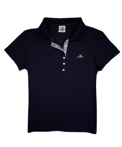 Peace Frogs Junior Golf Shirt