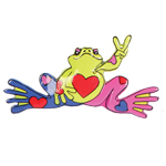 Heart Frog