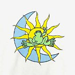 Peace Frogs Adult Celestial Short Sleeve T-Shirt