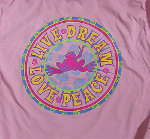 Peace Frogs Live Dream Adult Long Sleeve T-Shirt