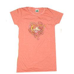 Vintage Heathered Short Sleeve T-Shirts