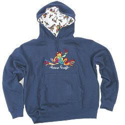 Crewneck Embroidered Sweatshirts