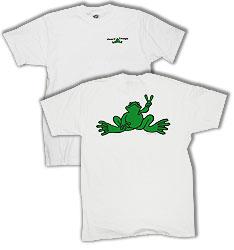 White lounge T-Shirts