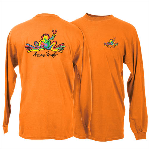 Adult Long Sleeve T-Shirts