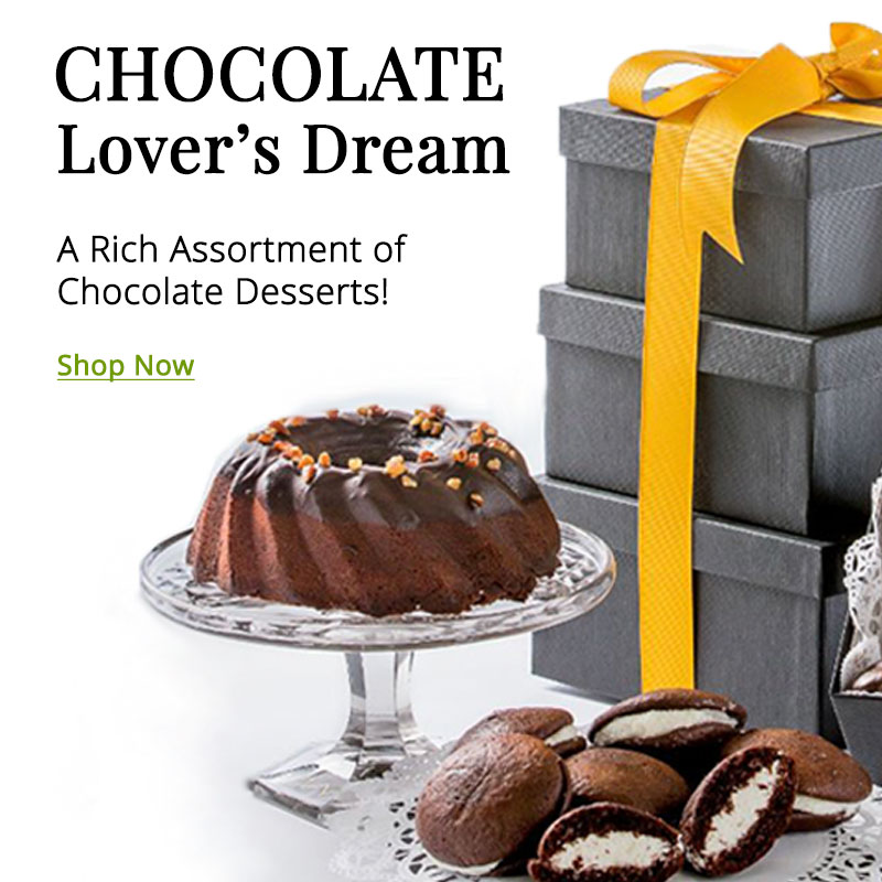 Chocolate Lover's Dream
