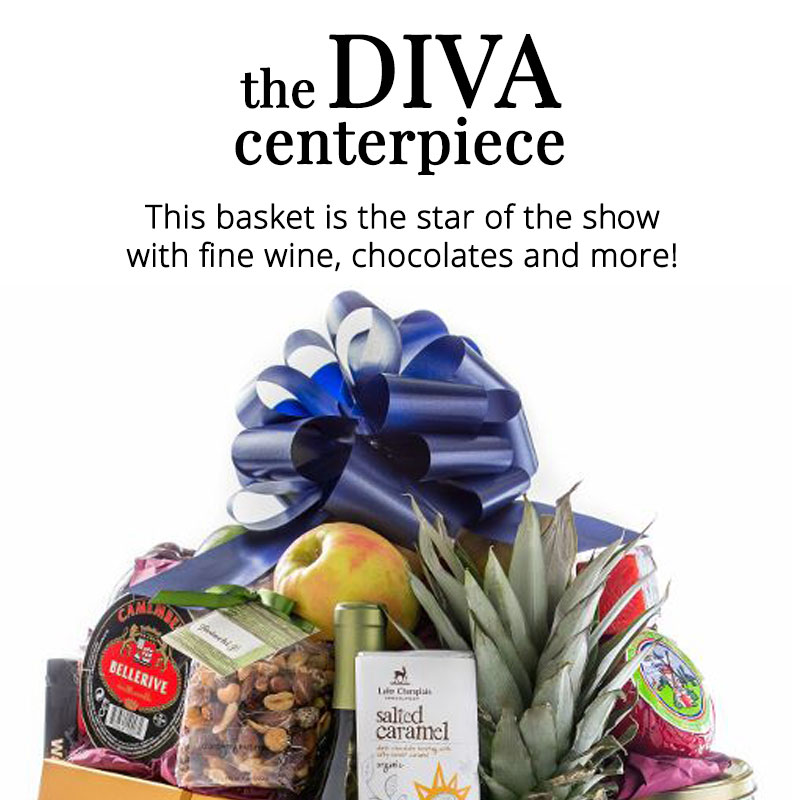 The Diva Centerpiece