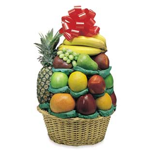 More Seasonal All-Fruit Baskets (in 2 Sizes)