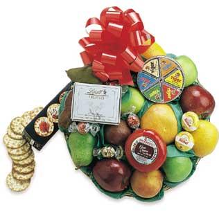 The Cornucopia Gourmet Fruit Tray
