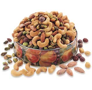 New England Cranberry Nut Mix