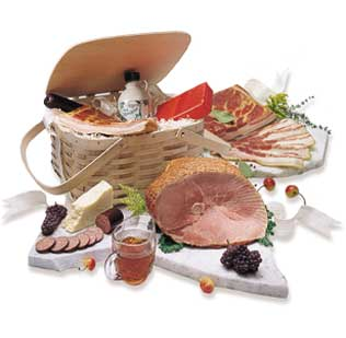 The New England Family Picnic Basket