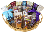 Assorted Sweets Basket (Nut Allergy-Safe)