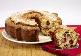 New England Holiday Cake