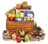 Notable Noshables Gourmet Gift Basket