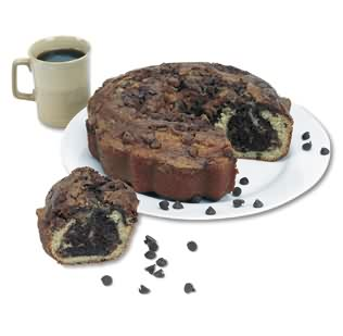 Marble Madness Coffee Cake