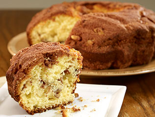 Applicious Coffee Cake