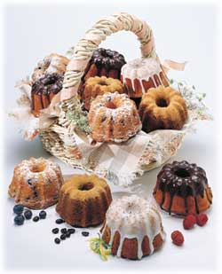 Assorted Mini-Coffee Cakes