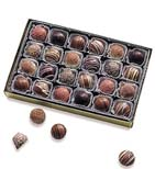 Pemberton Chocolate Cream Truffles