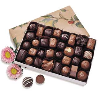 Pemberton Assorted Chocolates