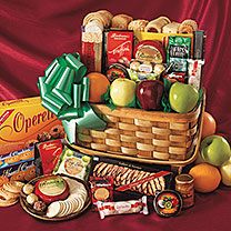 Beacon Hill Gourmet Gift Basket