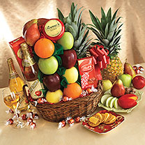 Classic Fruit and Gourmet - Bountiful Gourmet