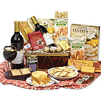 Friendship Wine Gift Basket