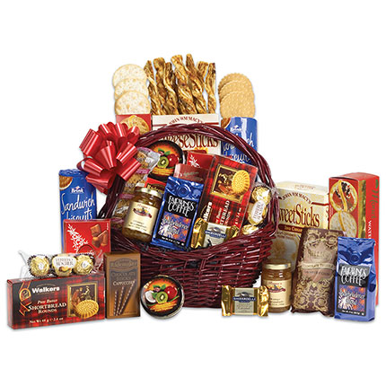 Gourmet Galaxy Gift Basket