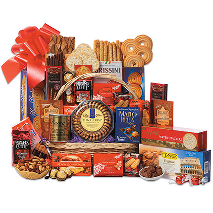 The Masterpiece Gift Basket
