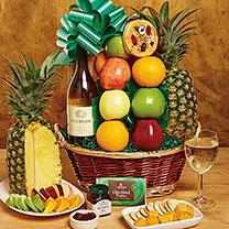Wine and Fruit Charmer - Chardonnay