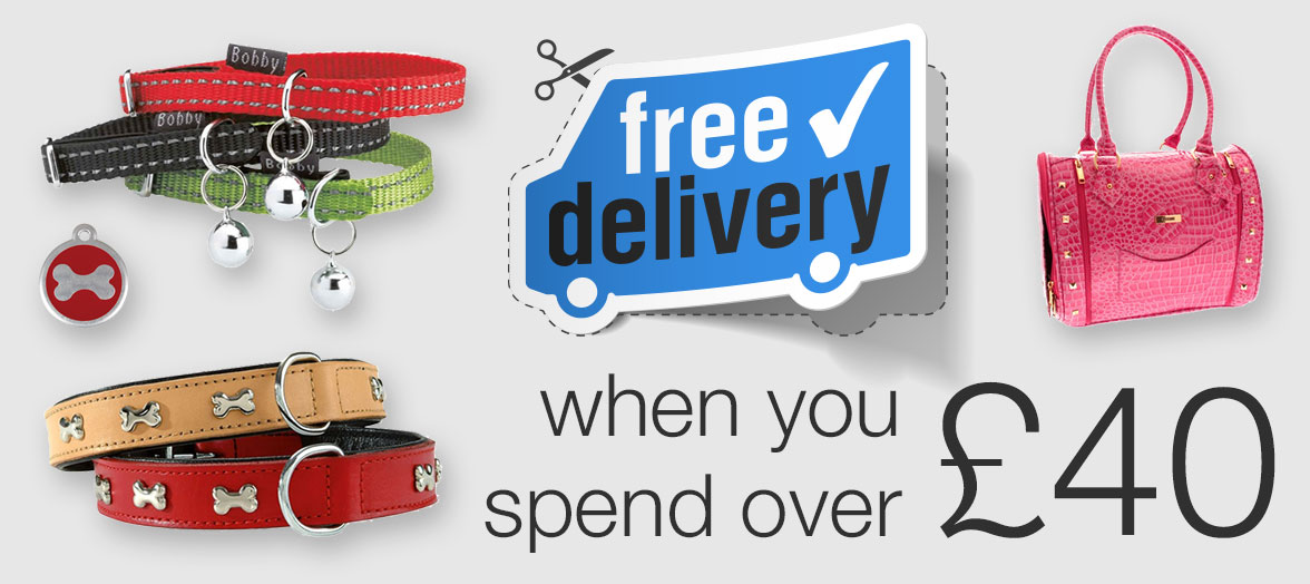 Free Delivery Over 40 Pounds