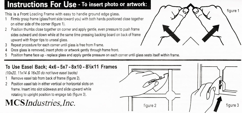 thomson digital photo frame instructions