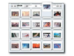 Print File 2x2-20H Slide Preservers (100 Pack)