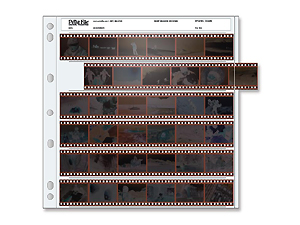 Print File 35-6HB 35mm Negative Preservers (25 Pack)