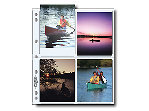 Print File 45-8P Photo Preservers For 4x5