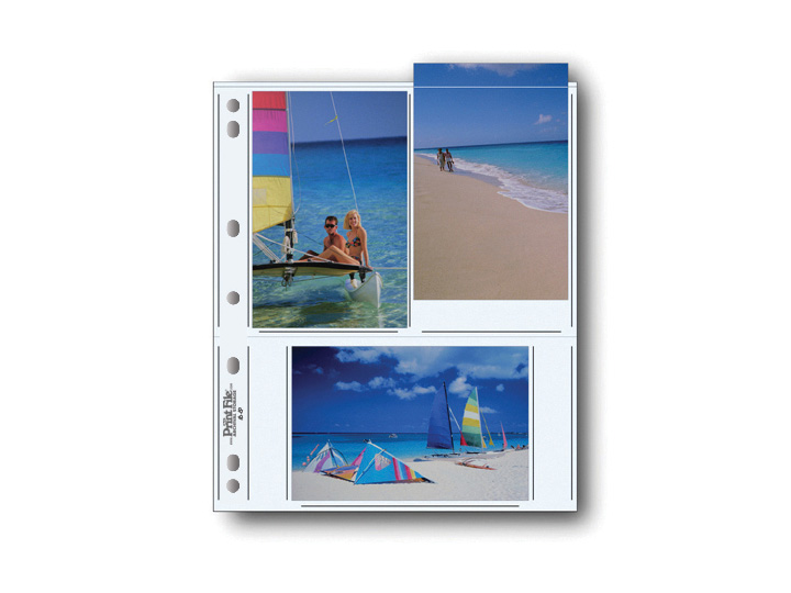 Print File 46 6p 4x6 Photo Preservers 25 Pack