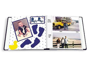 Pioneer 8x8 Memory Book 4x6 Pocket Refill Pages