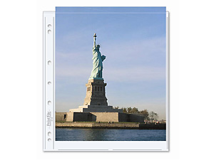 Print File 811-2P 8.5x11 Photo or Document Preservers (25 Pack)