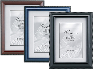 Lawrence 5x7 Verona Beaded Wood Frame
