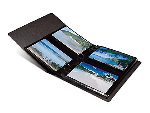 Print File ARC-M Black Poly 3-Ring Binder